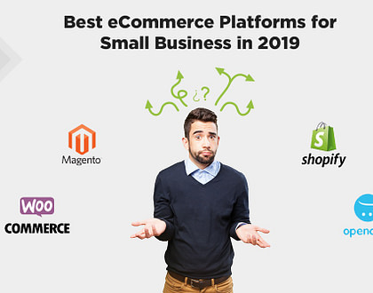 Best eCommerce Platforms & Sites 2019