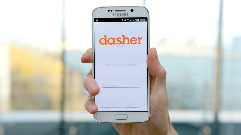 dasher-messenger-app