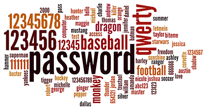 The world's most popular password is depressingly easy to guess