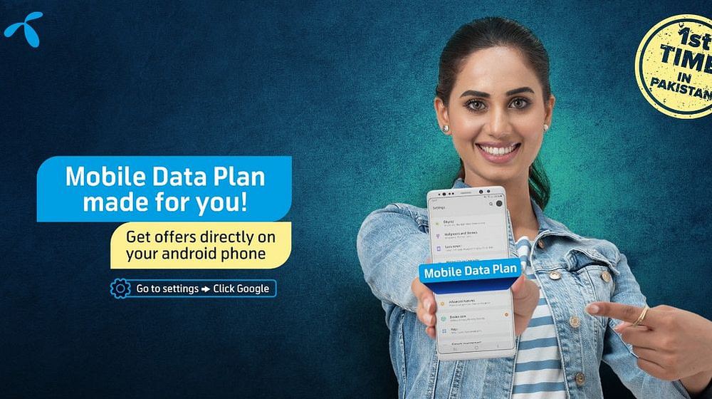 Telenor Pakistan Launches Built-in Mobile Data Management for Android Users